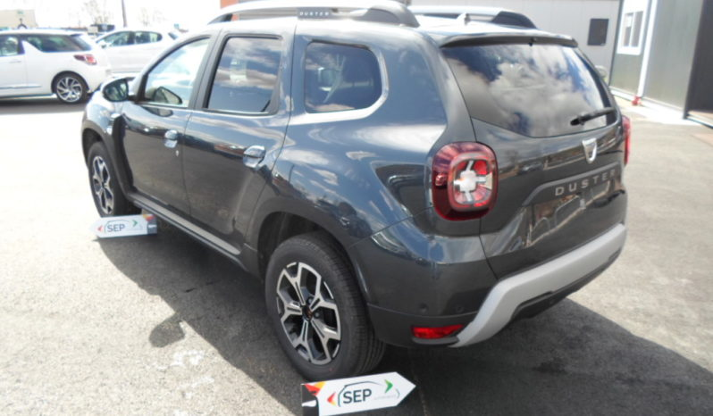Dacia DUSTER DCI 110 BVM 4WD PRESTIGE + OPTIONS complet