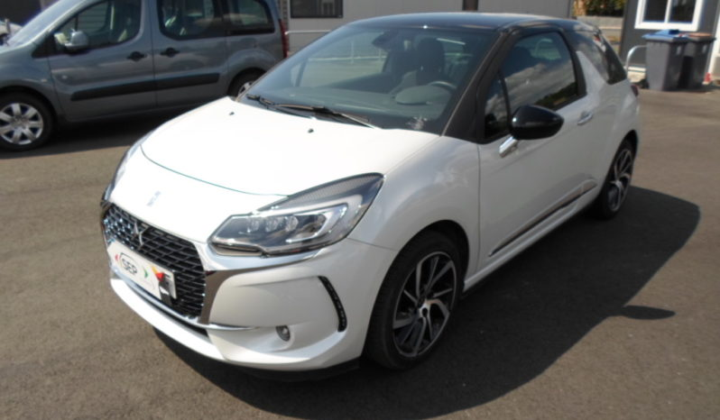 DS DS3 Bhdi 100 SO CHIC Options complet