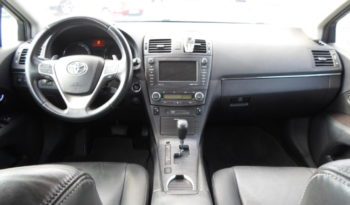 TOYOTA AVENSIS D-CAT 150 LOUNGE BVA complet