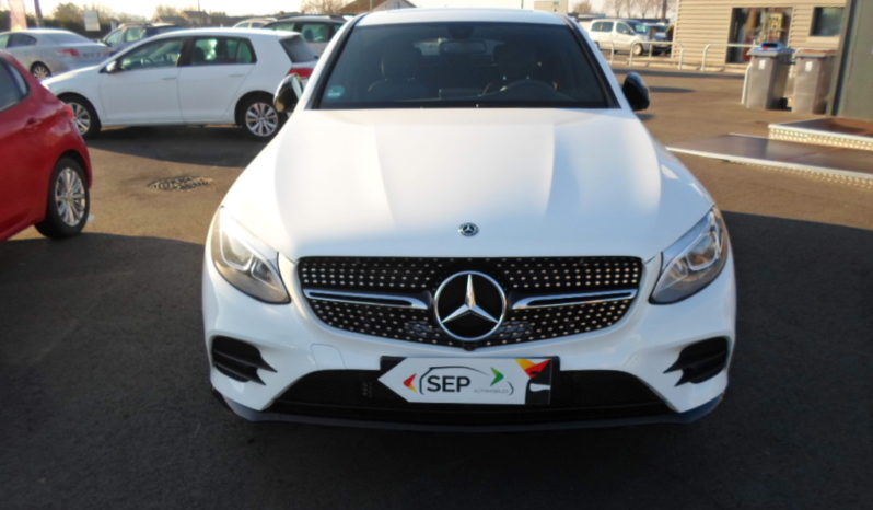MERCEDES BENZ GLC COUPE 250D AMG 20 » complet