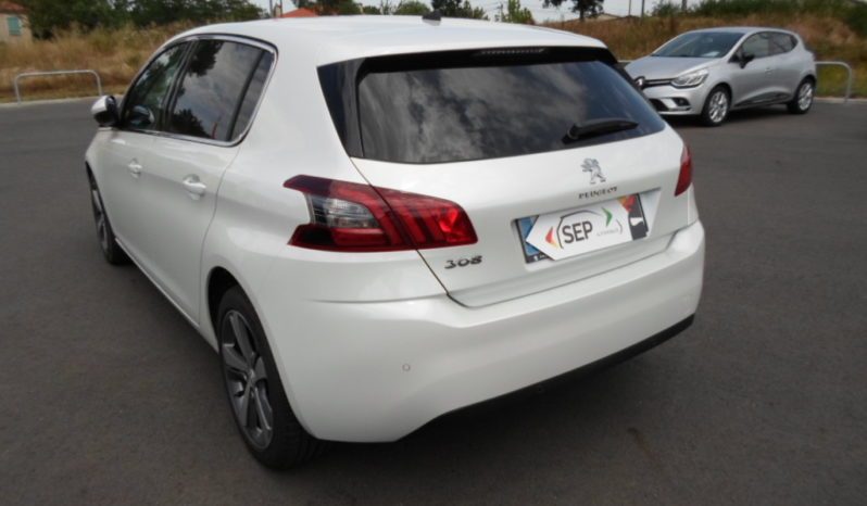 PEUGEOT 308 BHDI 100 ALLURE BVM complet