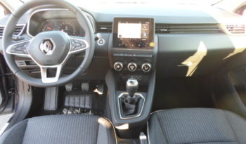 RENAULT CLIO V TCE 100 BVM INTENS complet