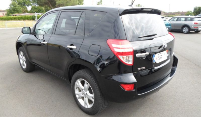 Toyota RAV4 2.2 D4-D 150CH 2WD LIFE EDITION GPS complet