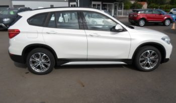 BMW X1 SDRIVE 18D 150ch XLINE BUSINESS CAMERA KEYLESS complet