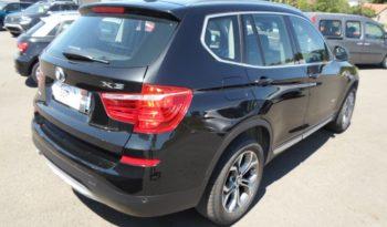 BMW X3 18DA sDrive 150cv XLINE CUIR complet