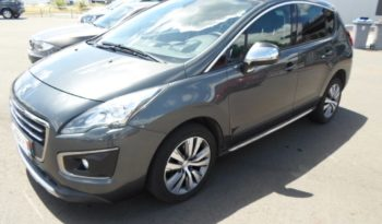 Peugeot 3008 2.0 HDI 150 ALLURE complet