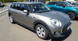 Mini Clubman LED + GPS CAMERA ONE BUSINESS