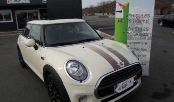 MINI ONE 95D SHOREDITCH complet