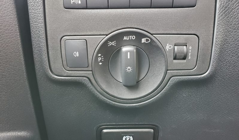 Mercedes Vito TOURER 116 CDI VU BVA ATTELAGE DBLE CAB 6PL NAVI complet