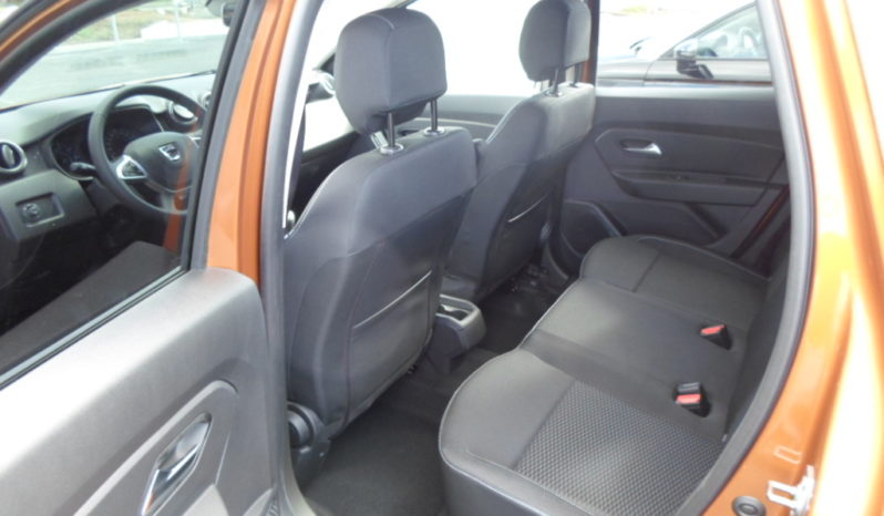 Dacia DUSTER DCI 110 BVM 2WD CONFORT PLUS complet