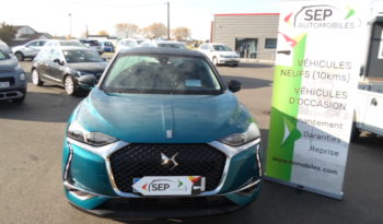 DS3 CROSSBACK PURETECH 130 EAT8 GRAND CHIC complet