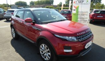 Land Rover Range Rover Evoque 2.2 TD4 150CV PURE PACK TECH BVA MARK II crossover complet