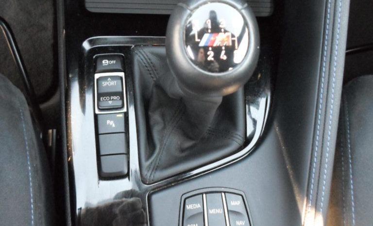 BMW X1 18D sDRIVE BVM6 M SPORT complet