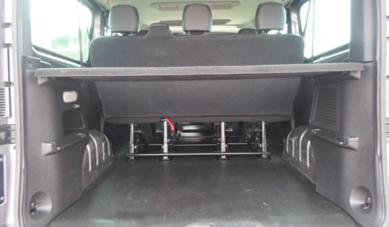 RENAULT TRAFIC COMBO complet