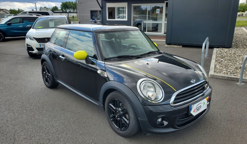 MINI ONE 1.6 BRICK LANE YELLOW Climatisation complet